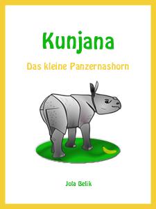 Kunjana - Das kleine Panzernashorn